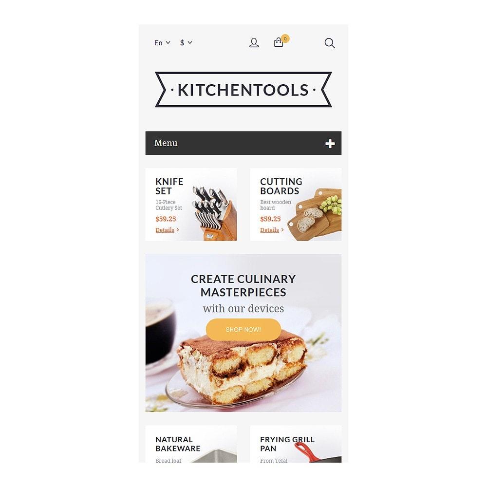 theme - Kultura & Sztuka - Kitchen Tools - 8