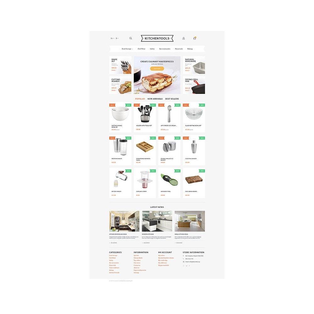 theme - Kultura & Sztuka - Kitchen Tools - 10