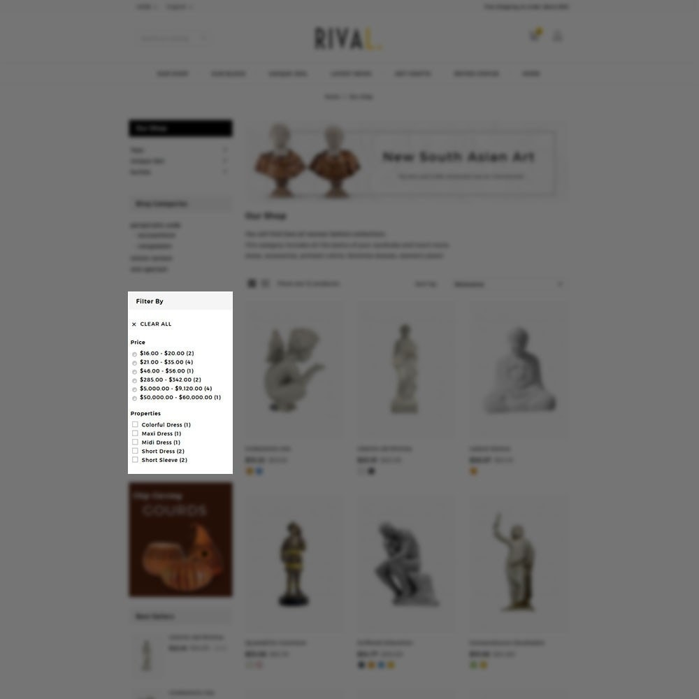 theme - Kunst & Cultuur - Rival Art & Craft Store - 10