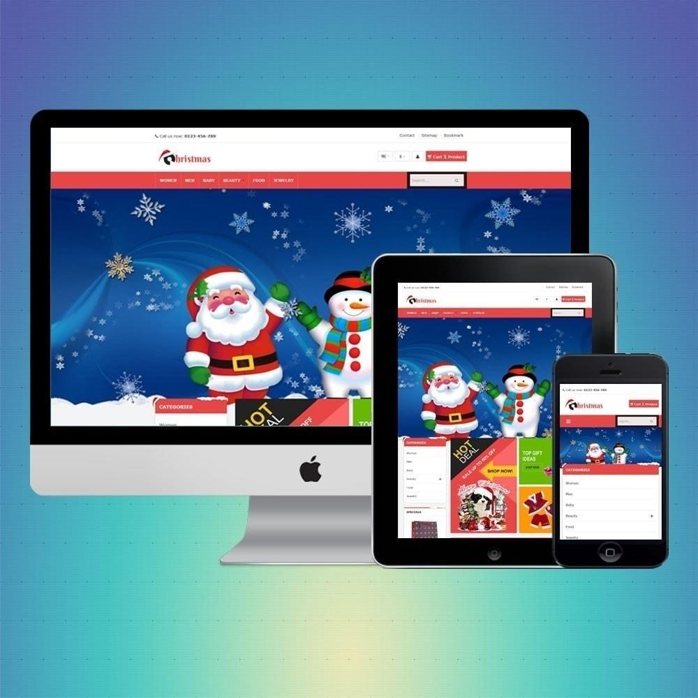 theme - Cadeaux, Fleurs et Fêtes - VP_Christmas Store - 1