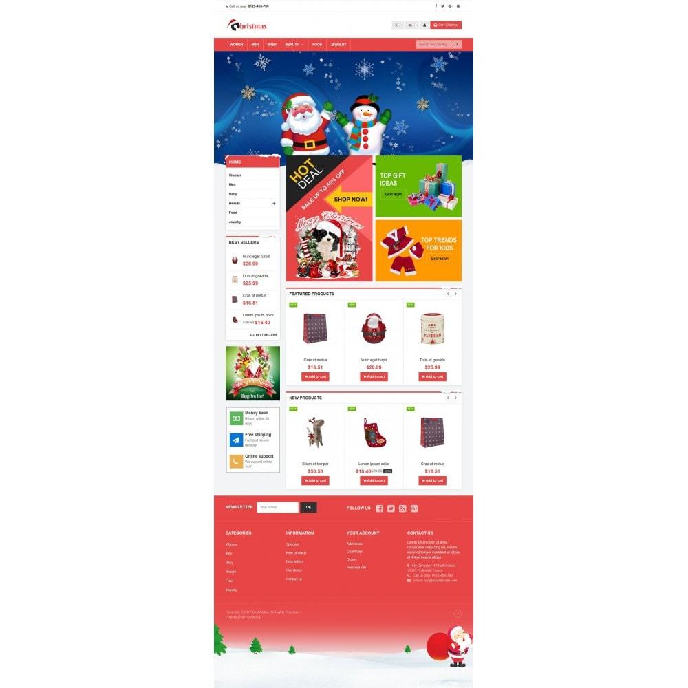 theme - Cadeaux, Fleurs et Fêtes - VP_Christmas Store - 2