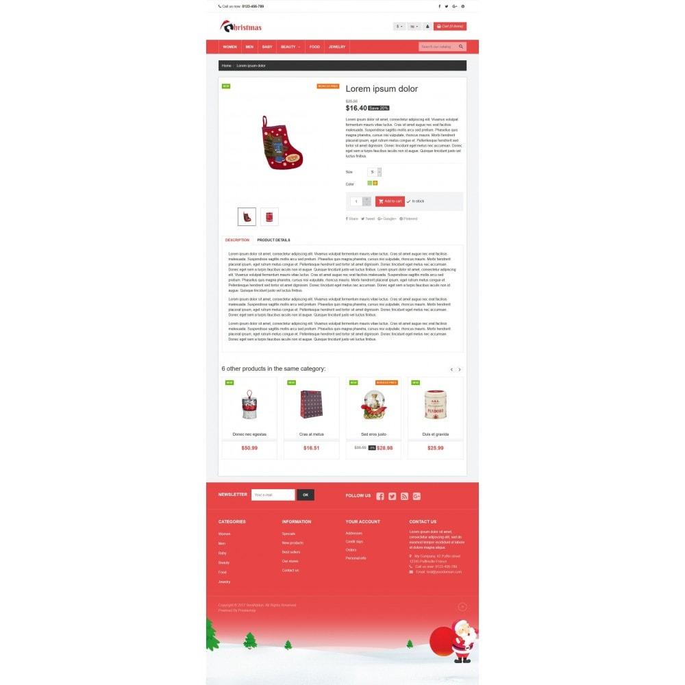 theme - Cadeaux, Fleurs et Fêtes - VP_Christmas Store - 4
