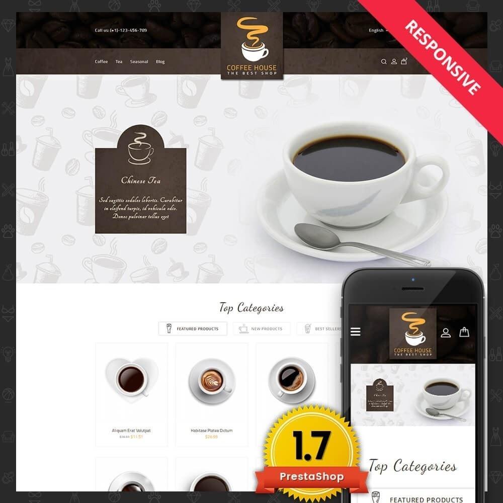 theme - Napoje & Wyroby tytoniowe - Coffee House - 1