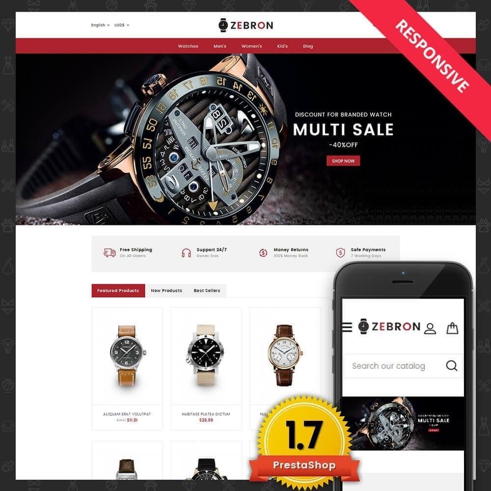 theme - Sieraden & Accessoires - Zebron watch store - 1