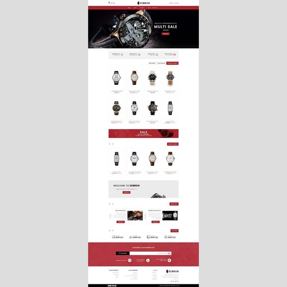theme - Sieraden & Accessoires - Zebron watch store - 6