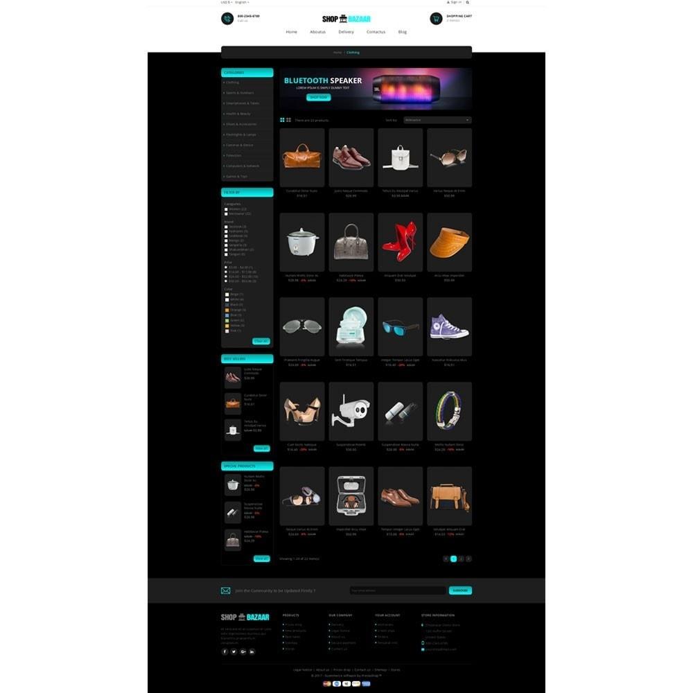 theme - Electrónica e High Tech - ShopBazar Multi  Store - 3