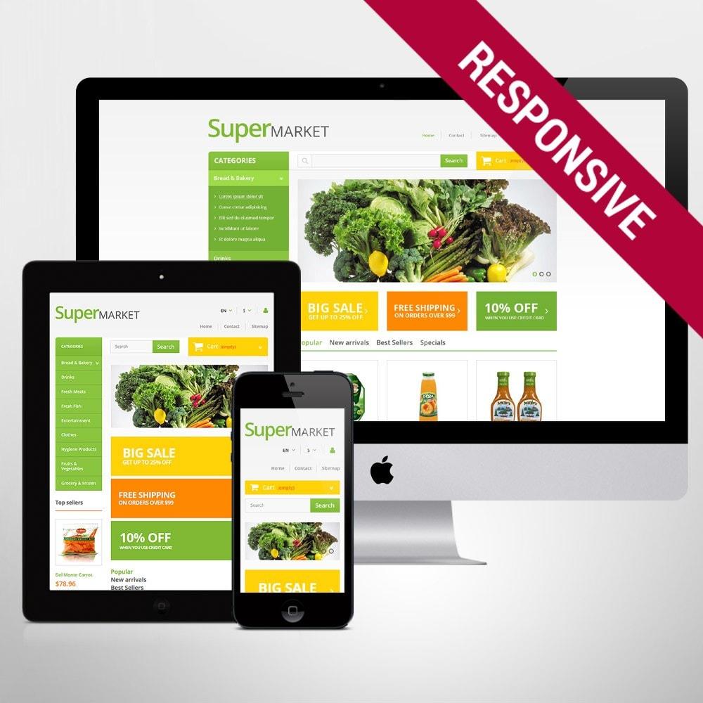 theme - Cibo & Ristorazione - Supermarket - 1