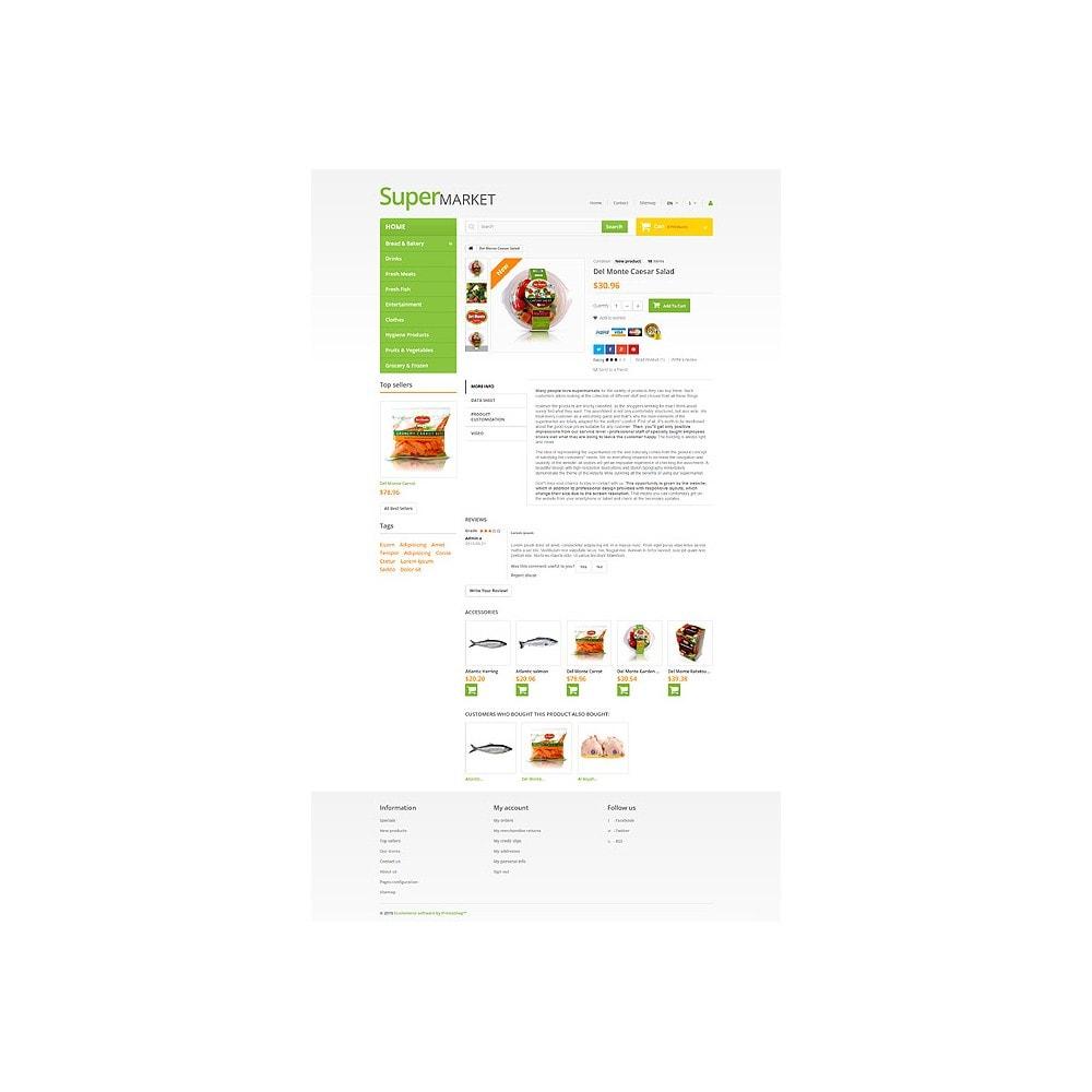 theme - Gastronomía y Restauración - Supermarket - 6