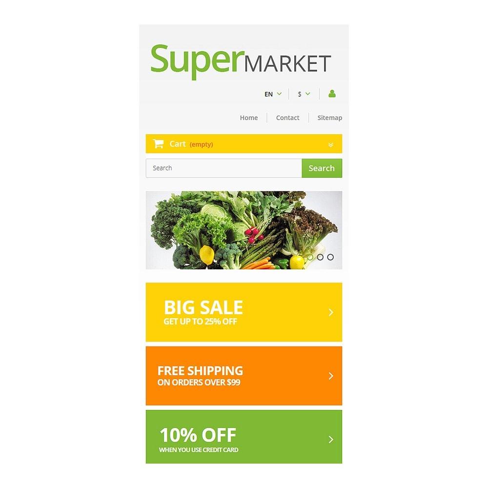 theme - Cibo & Ristorazione - Supermarket - 8