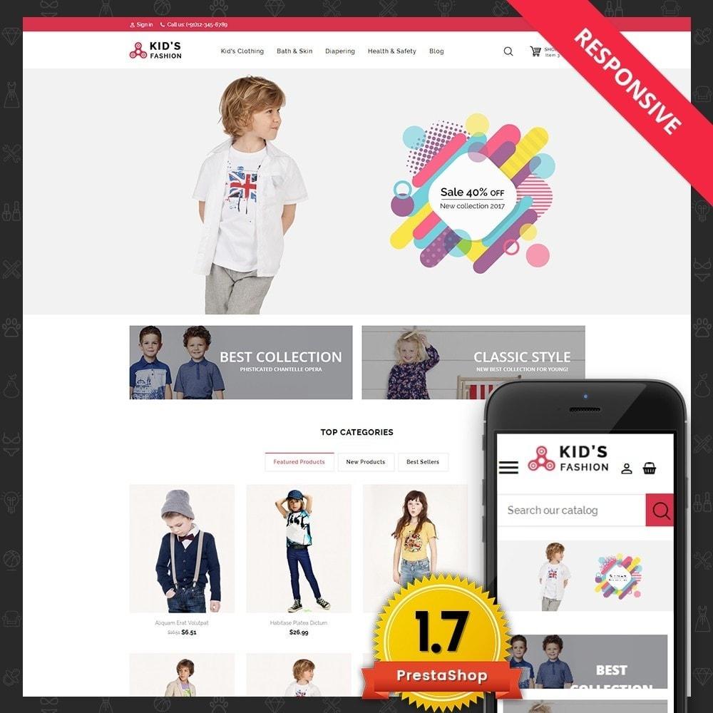 theme - Mode & Schoenen - Kids Fashion - 1