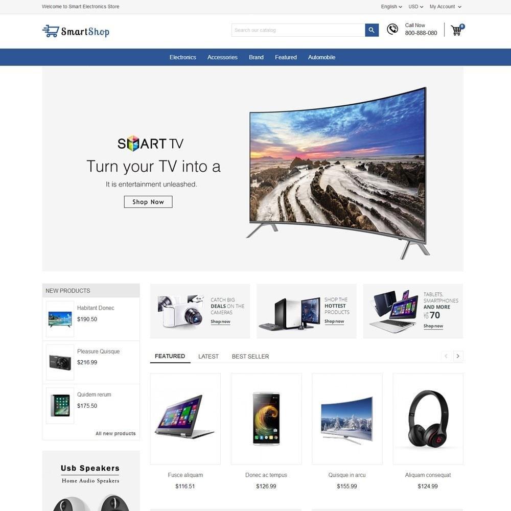 theme - Electrónica e High Tech - Smart Electronics Store - 2