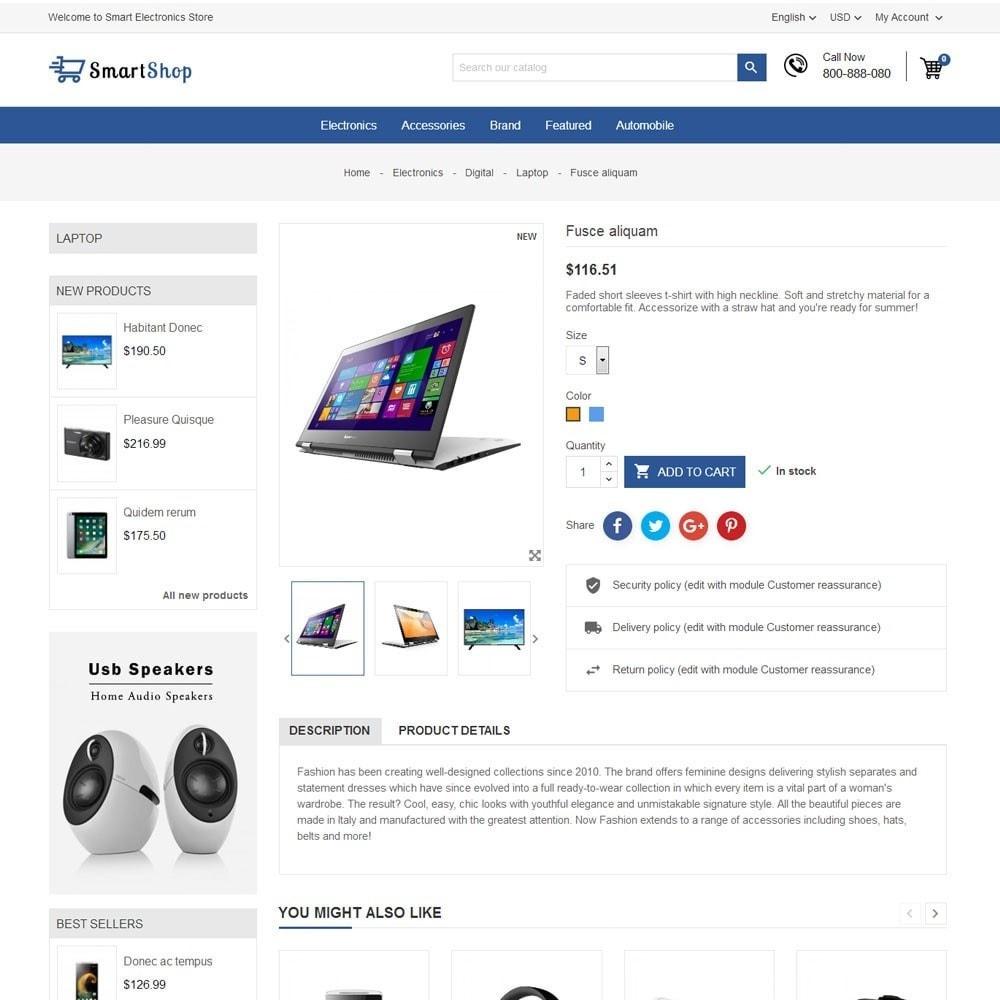 theme - Electrónica e High Tech - Smart Electronics Store - 7