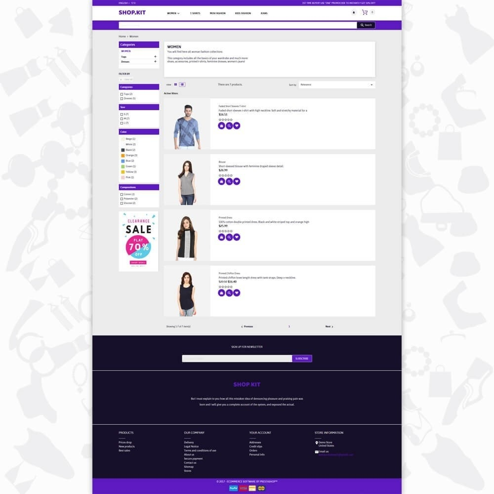 theme - Moda & Obuwie - Shopkit Fashion - 4