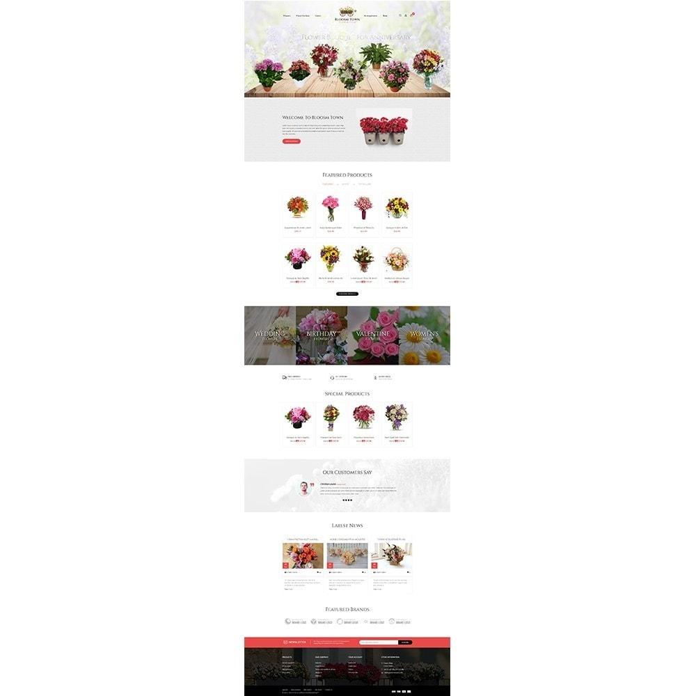 theme - Prezenty, Kwiaty & Uroczystości - Flowershop Store - 2