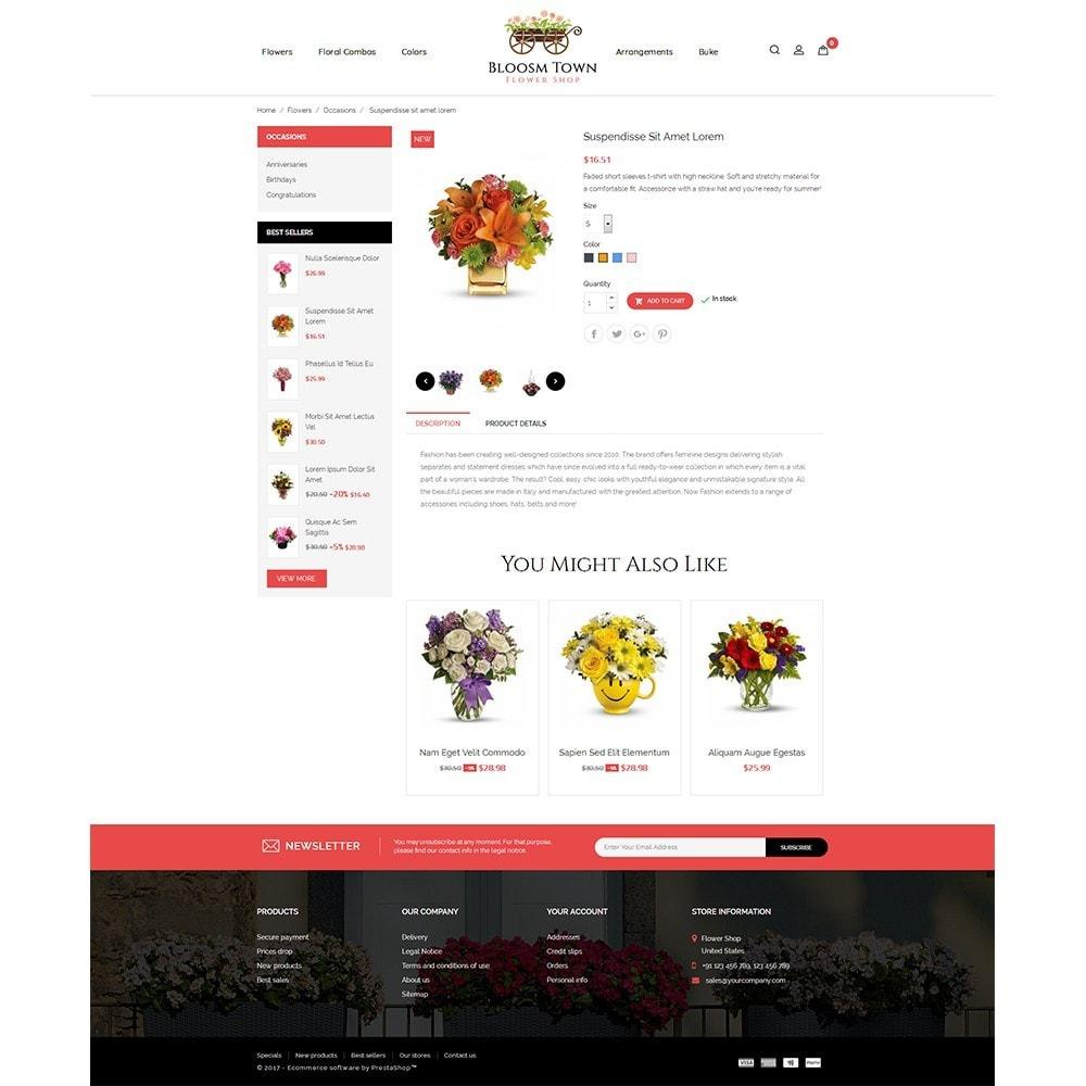 theme - Prezenty, Kwiaty & Uroczystości - Flowershop Store - 5