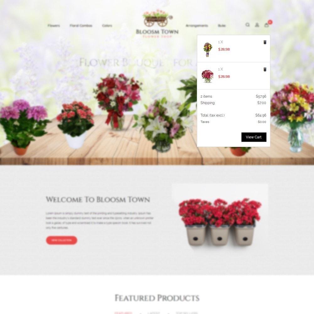 theme - Prezenty, Kwiaty & Uroczystości - Flowershop Store - 6