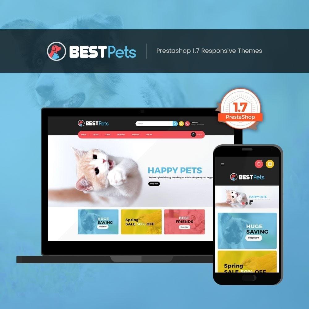 theme - Tier - Animal Pets Store - 1