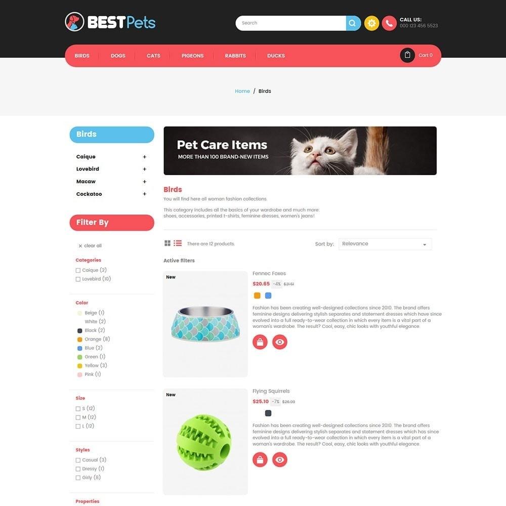 theme - Tier - Animal Pets Store - 4