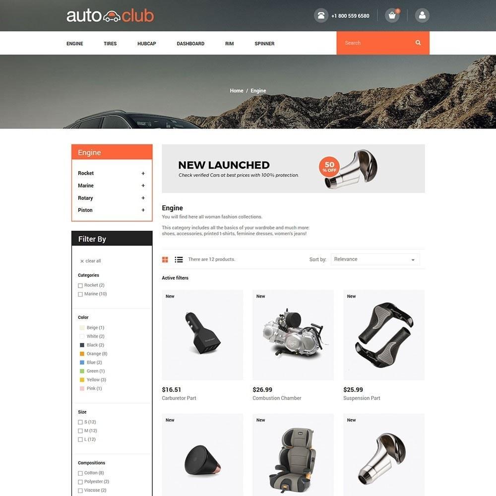 theme - Coches y Motos - Auto Part - Tool Store - 3