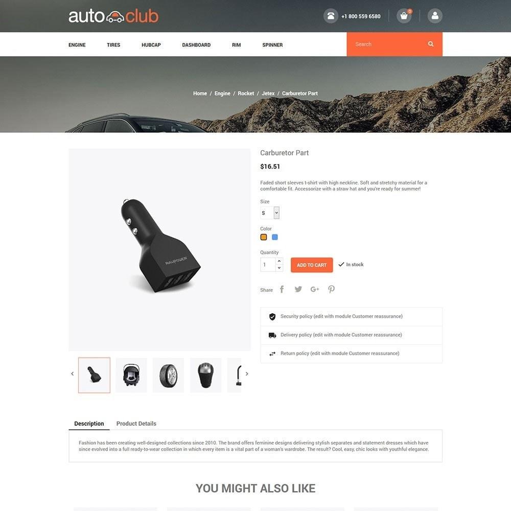 theme - Coches y Motos - Auto Part - Tool Store - 5