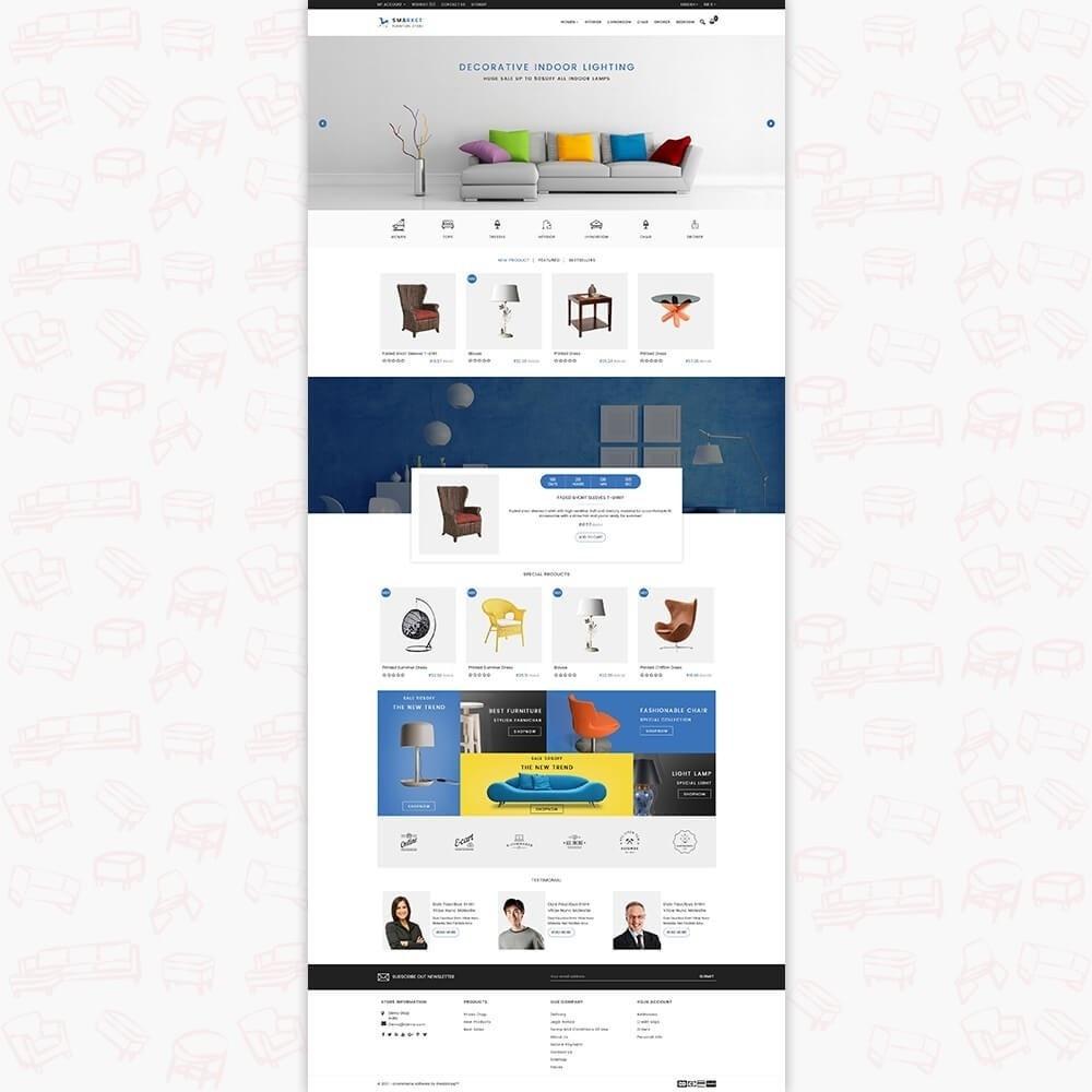 theme - Dom & Ogród - SMarket Furniture Store - 2