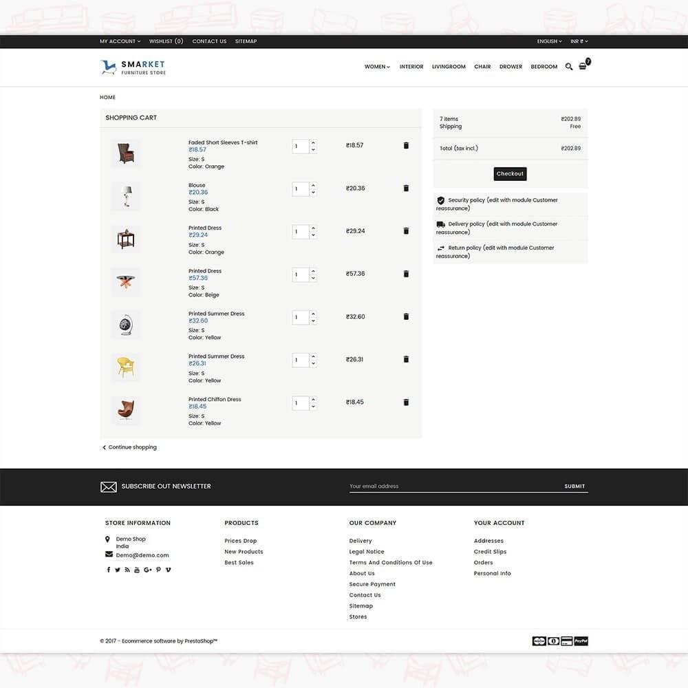 theme - Dom & Ogród - SMarket Furniture Store - 4