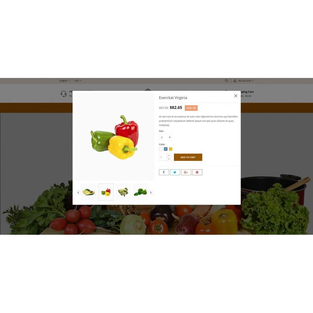 theme - Cibo & Ristorazione - Fresh Vegetable Shop - 7