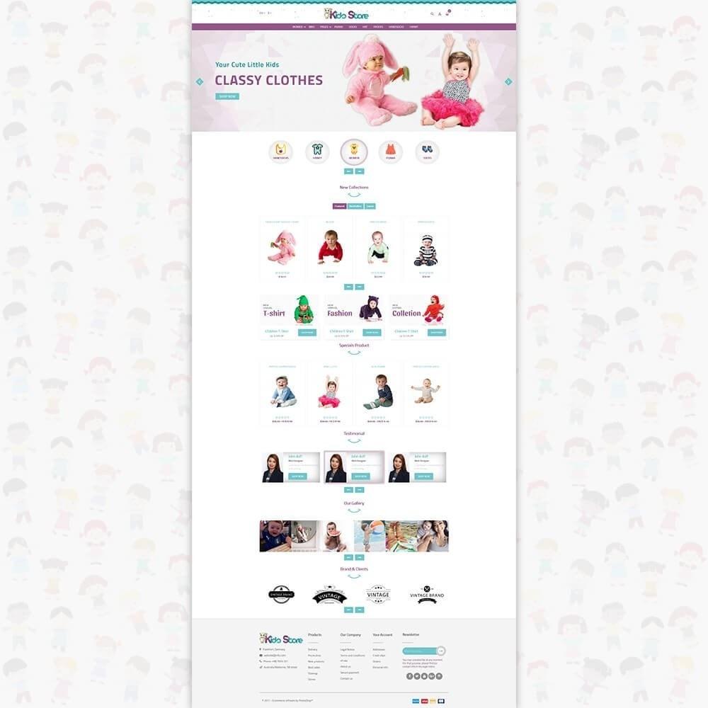 theme - Enfants & Jouets - Kids Store - 2