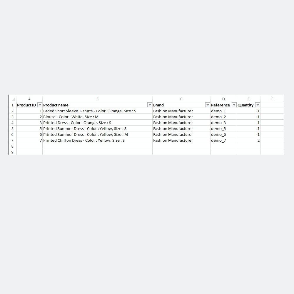 module - Подготовка и отправка - Easy order preparation - 4