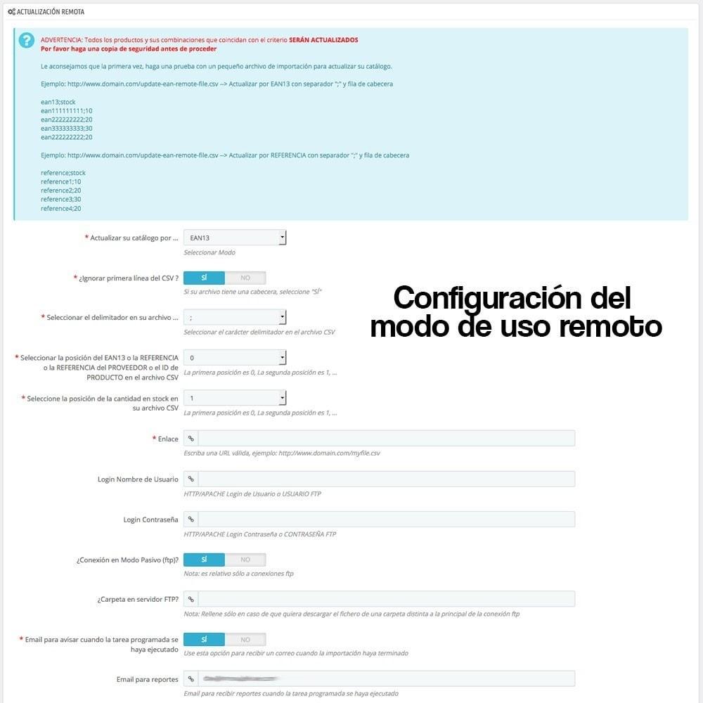 module - Edición Rápida y Masiva - Actualizador masivo de stock (producto y combinaciones) - 12