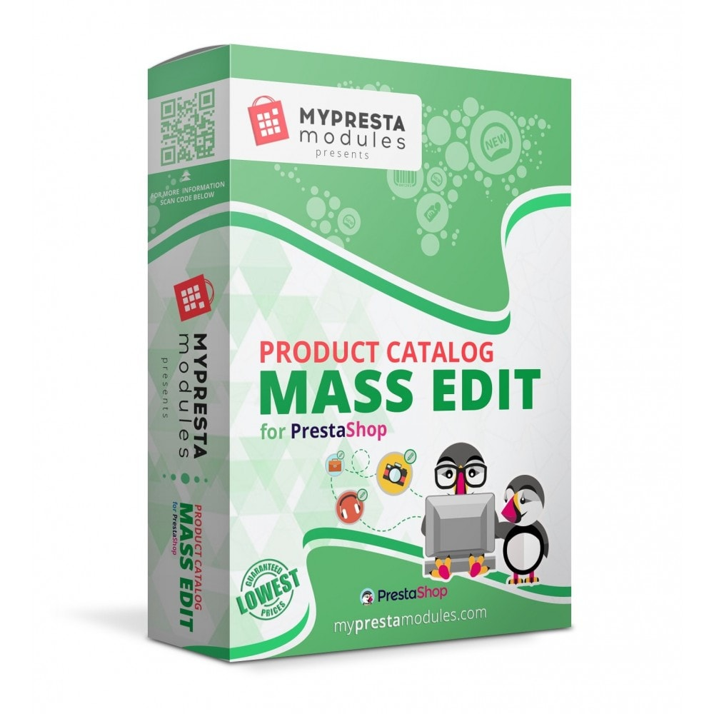 module - Fast & Mass Update - Product Catalog Mass Edit - 1