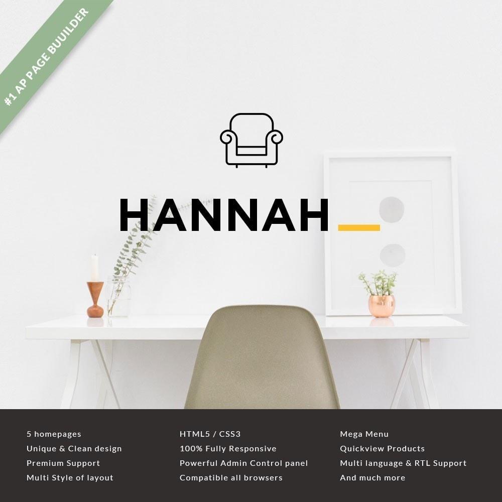 theme - Hogar y Jardín - Leo Hannah - 1