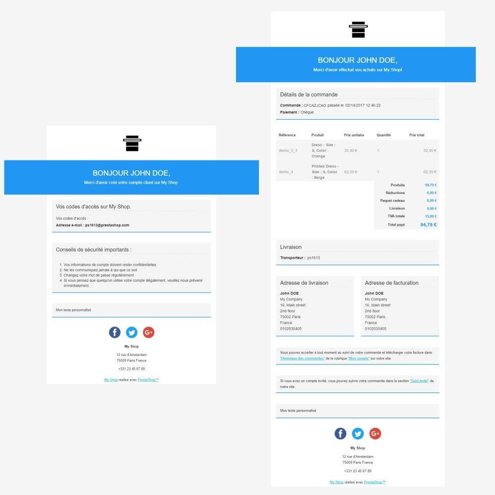 email - Templates d'e-mails PrestaShop - Head - templates d'e-mails - 3