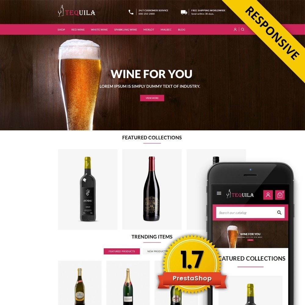 theme - Drank & Tabak - Tequila - The Wine Store - 1
