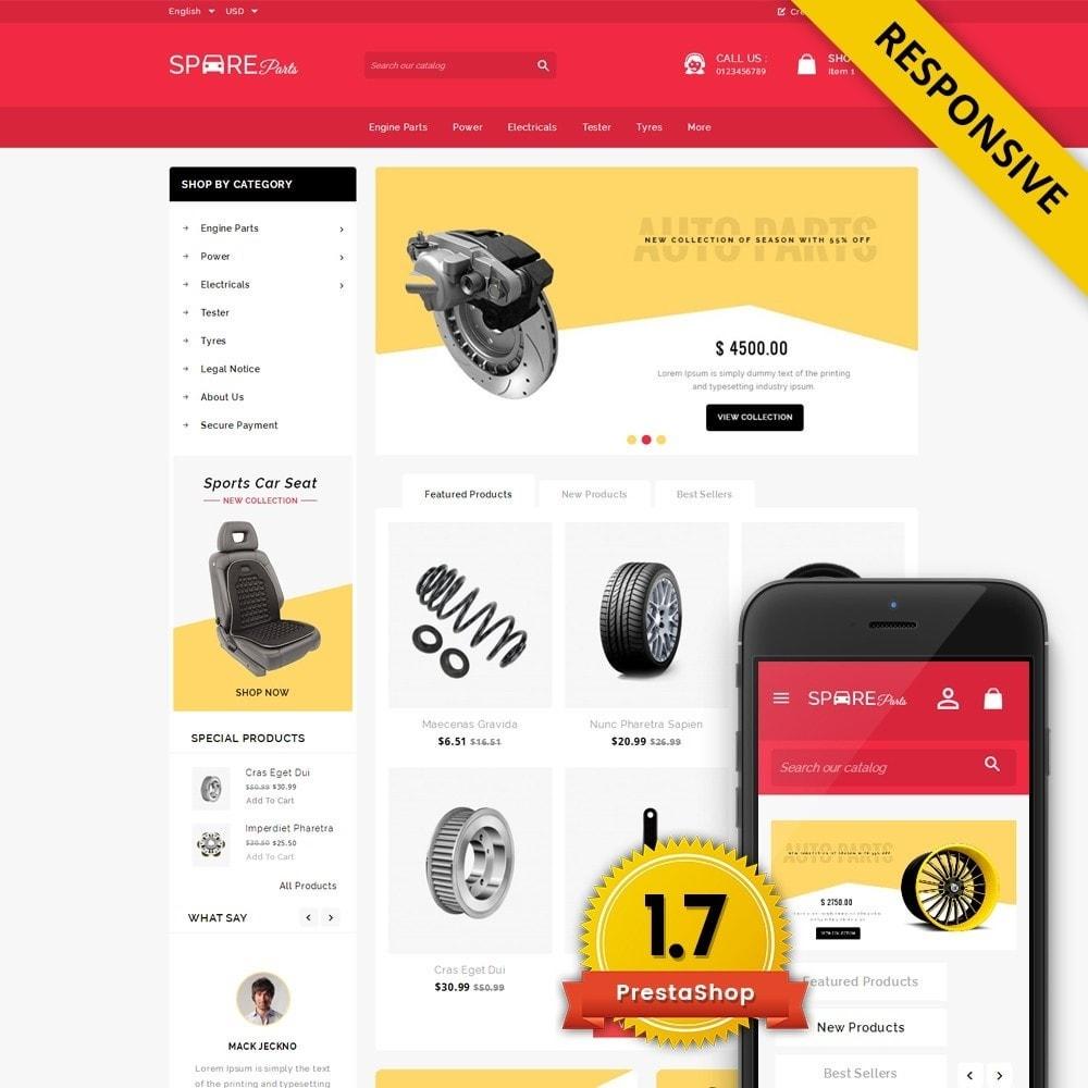 theme - Auto & Moto - Spareparts - Cars & Automotive - 1