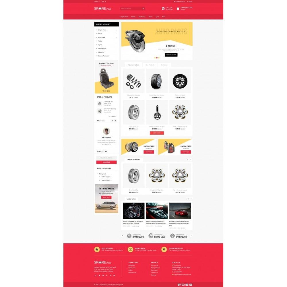 theme - Auto & Moto - Spareparts - Cars & Automotive - 2