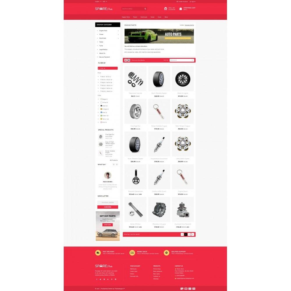 theme - Auto & Moto - Spareparts - Cars & Automotive - 3