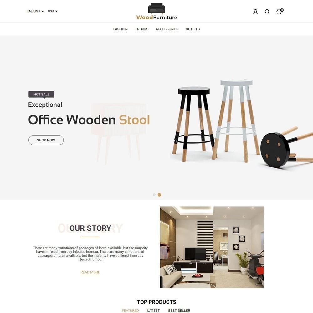 theme - Huis & Buitenleven - Wood Furniture Shop - 2