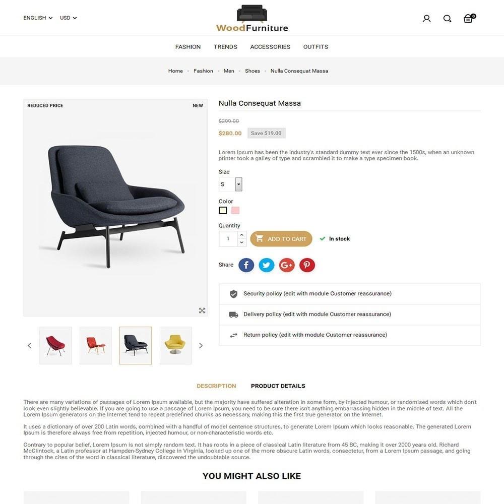 theme - Huis & Buitenleven - Wood Furniture Shop - 5