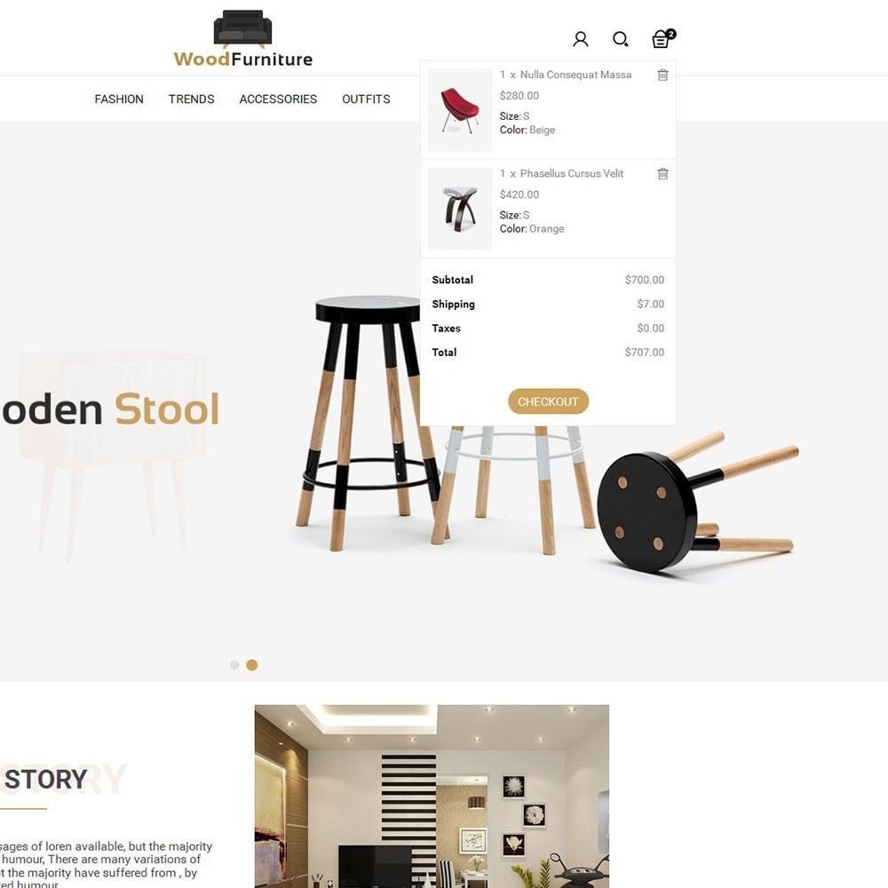 theme - Huis & Buitenleven - Wood Furniture Shop - 6