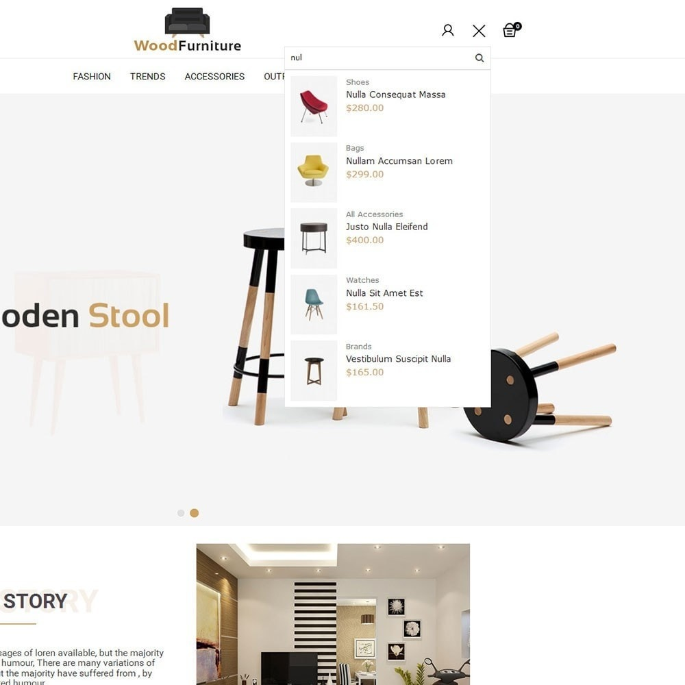 theme - Huis & Buitenleven - Wood Furniture Shop - 7