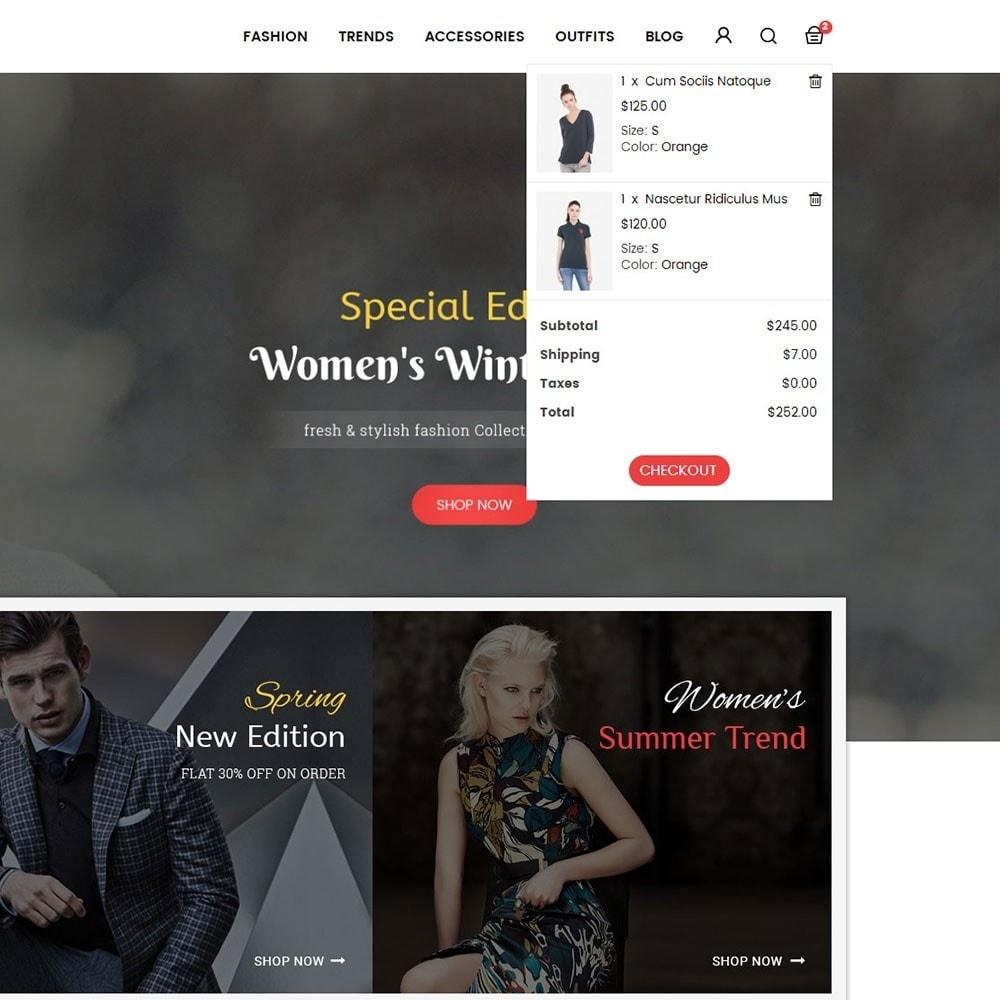theme - Moda & Calçados - Royal Fashion Store - 7