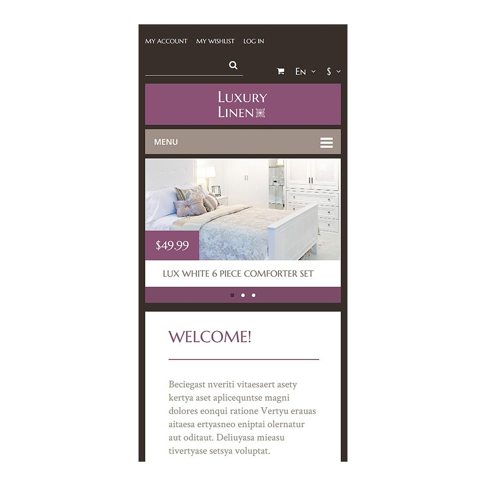 theme - Mode & Chaussures - Luxury Linen Store - 8