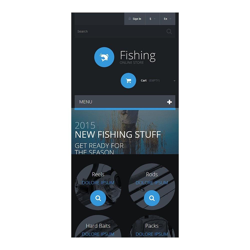 theme - Спорт и Путешествия - Fishing - 8