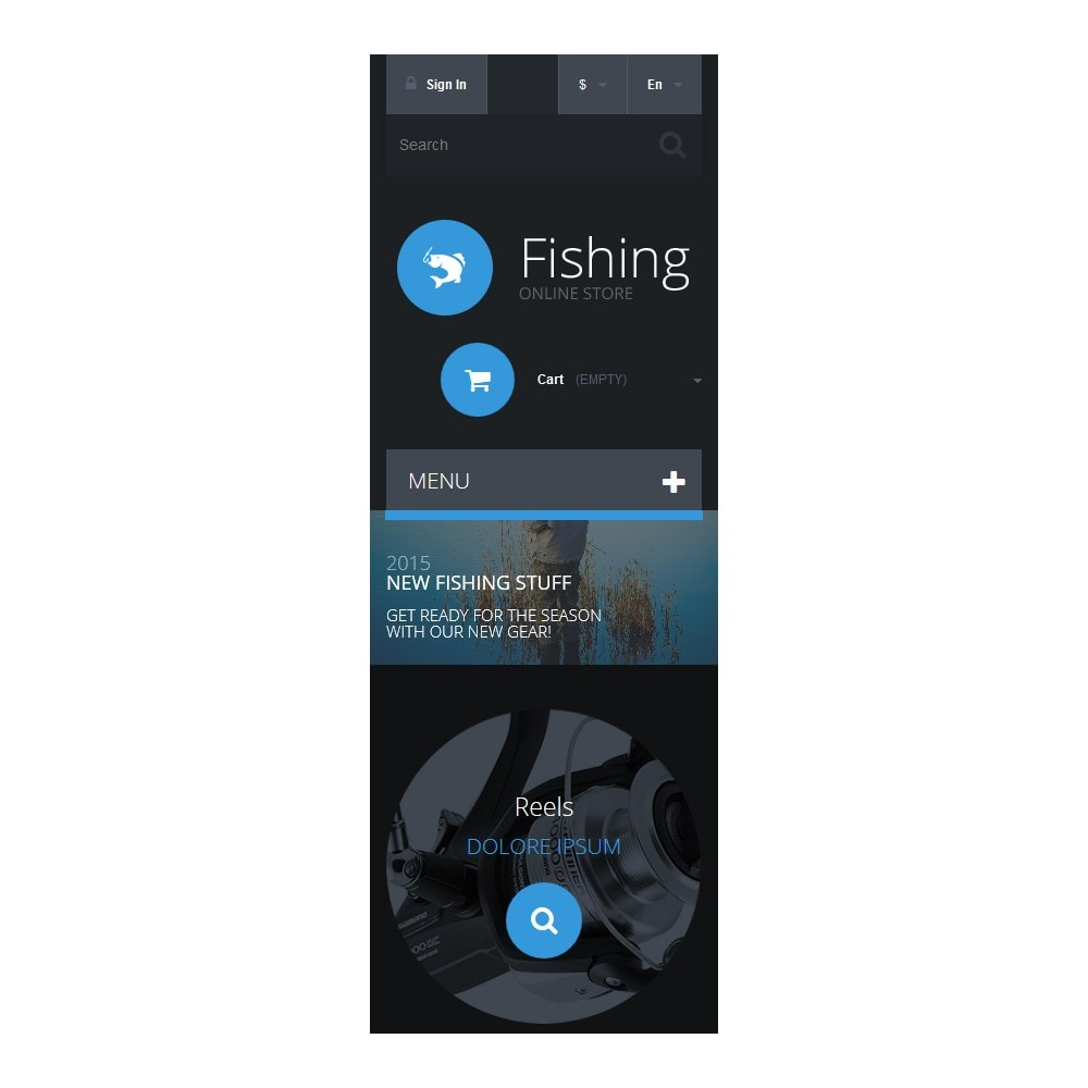 theme - Спорт и Путешествия - Fishing - 9