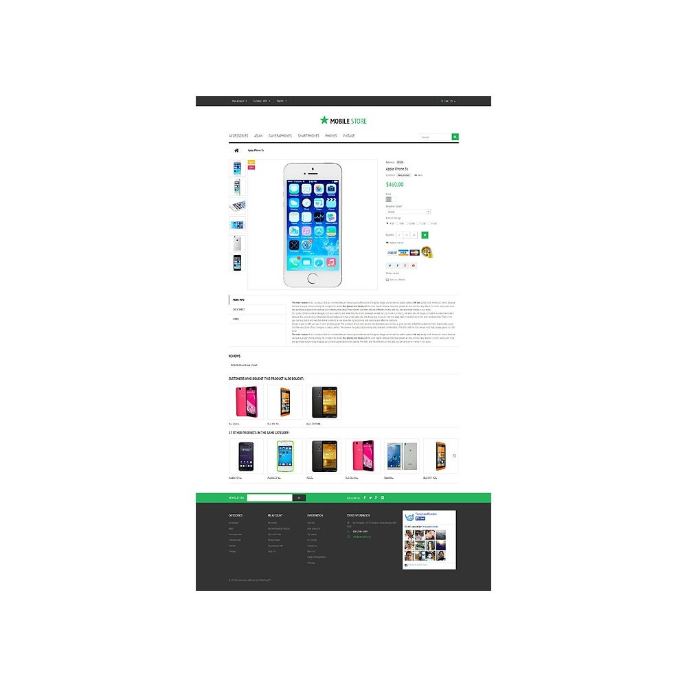 theme - Elettronica & High Tech - Mobile Store - 6