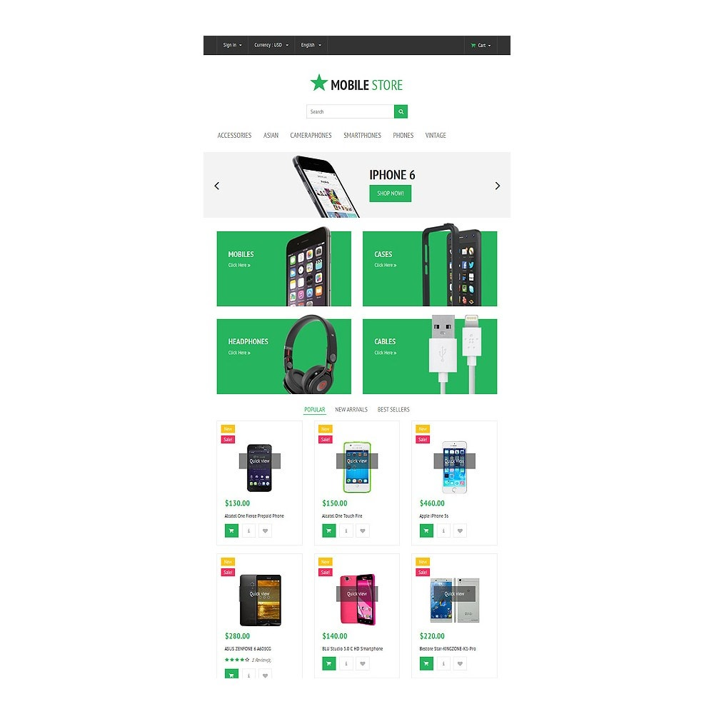 theme - Elettronica & High Tech - Mobile Store - 7