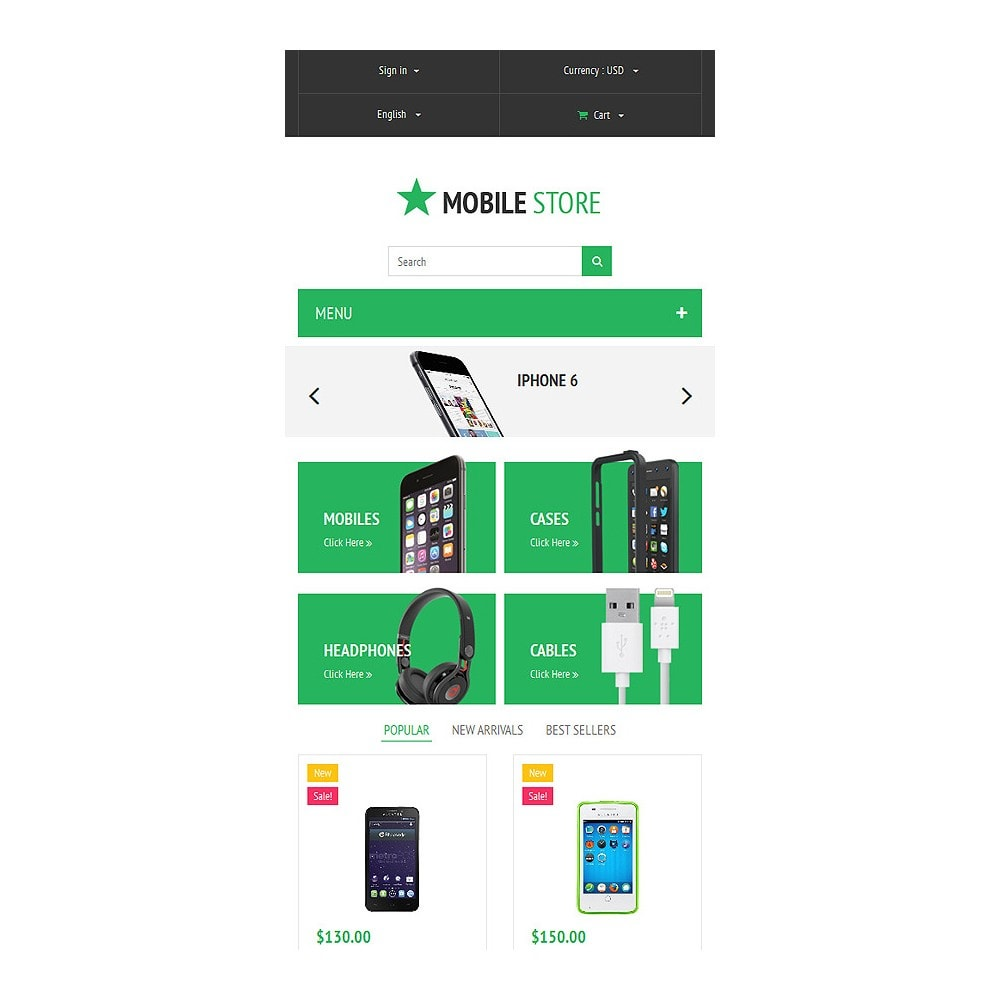 theme - Elettronica & High Tech - Mobile Store - 8