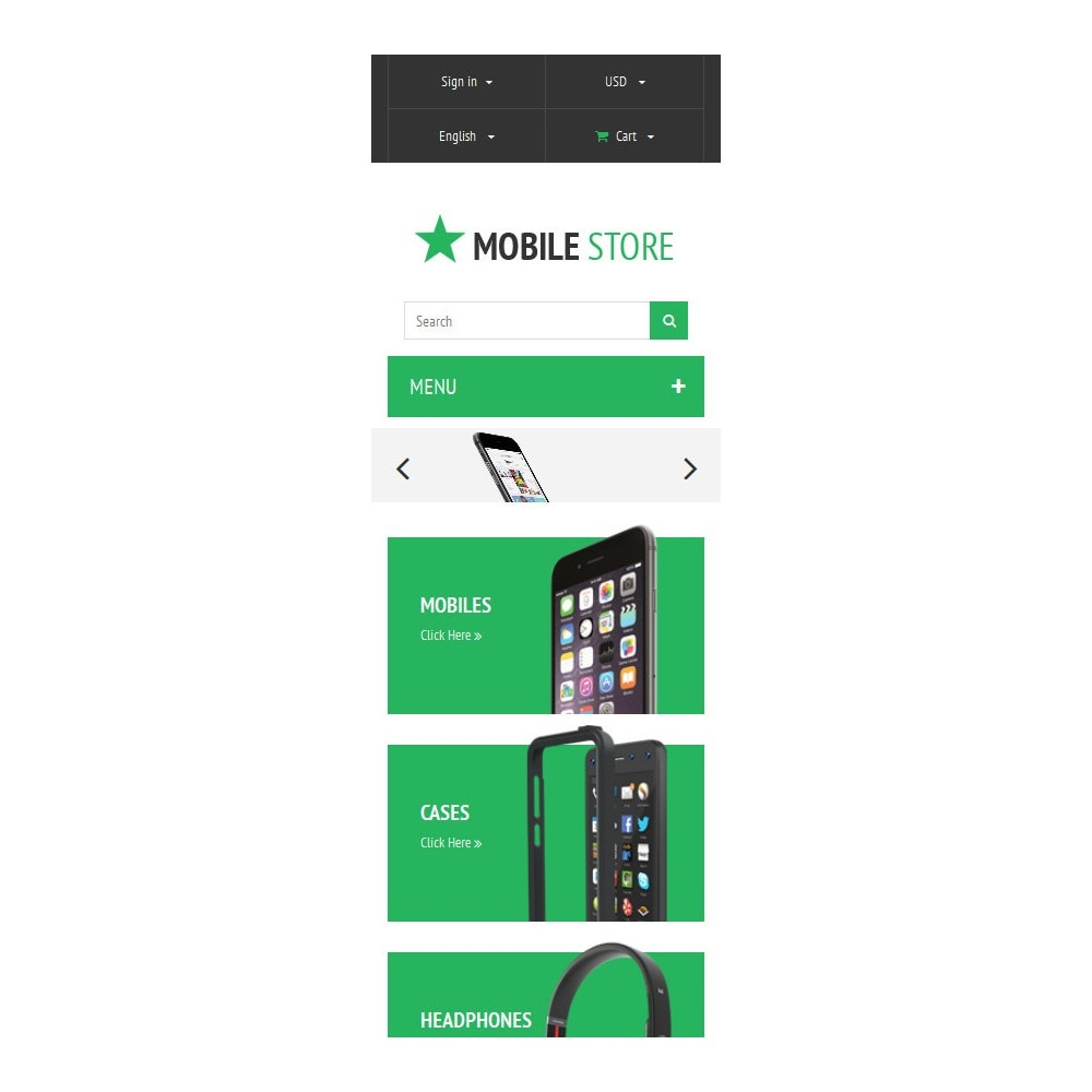 theme - Elettronica & High Tech - Mobile Store - 9