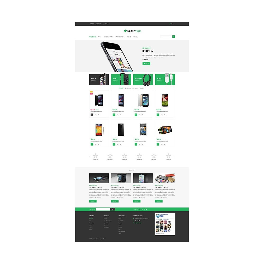 theme - Elettronica & High Tech - Mobile Store - 10
